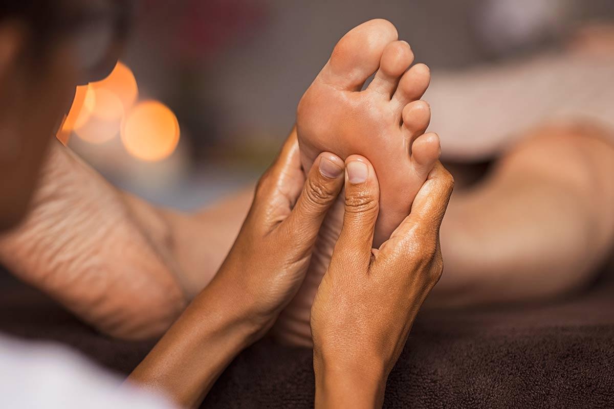 Savanna Spa: Fußreflexzonen-Massage im Raum Troisdorf, Siegburg & Bonn