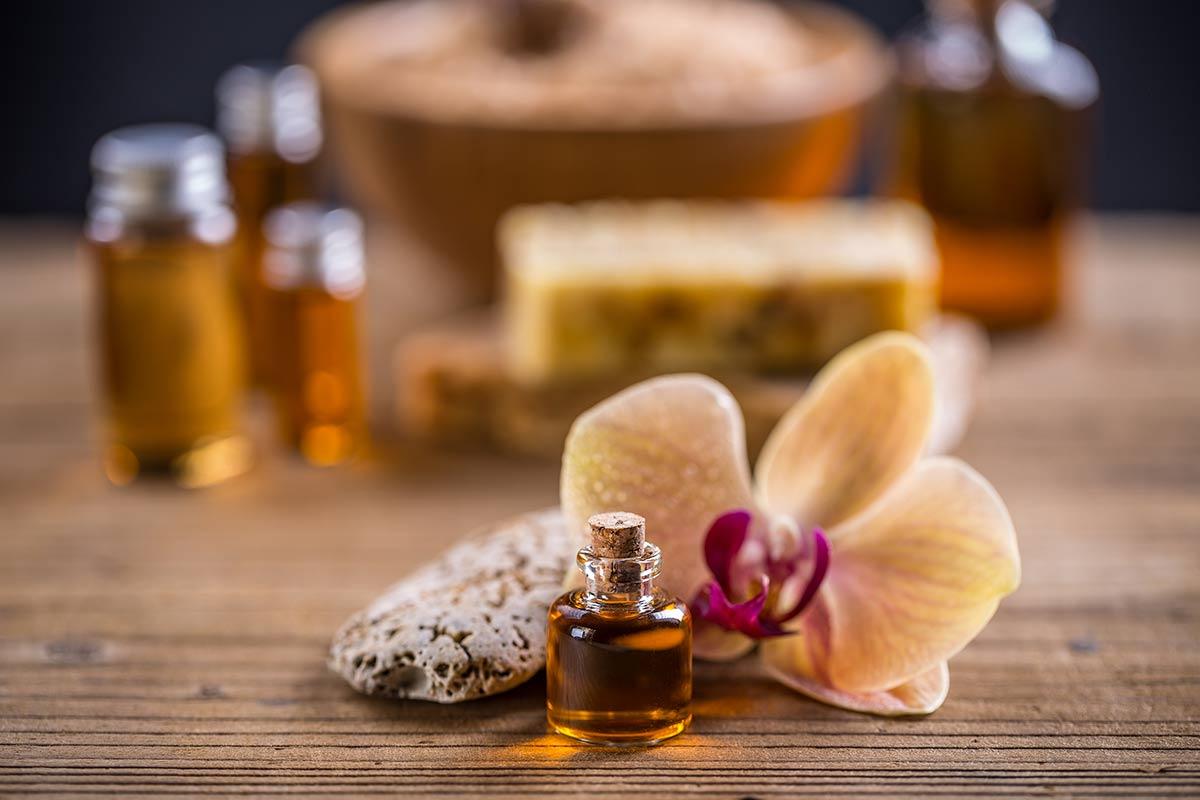 Massageöl für Ihre Thai-Massage im Raum Troisdorf, Siegburg & Bonn